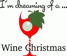Xmas Wine Dream